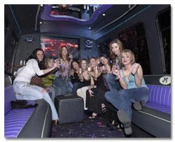 Wine Tour Limo Bus Oregon