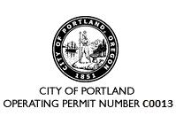 Portland Limo Company Permit