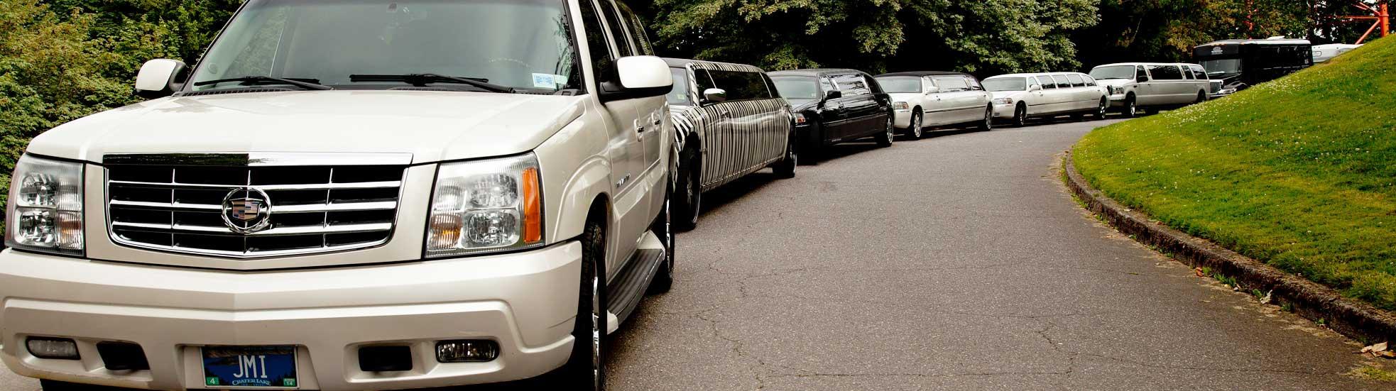JMi Limousine Fleet