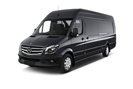 Mercedes Sprinter Coach